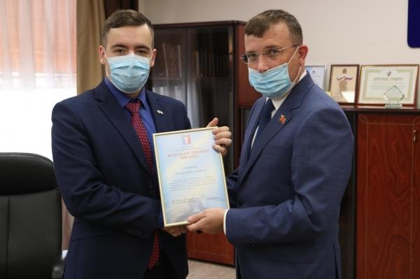 Александр Пестряков: «Волонтёры помогли норильчанам пережить пик самоизоляции, связанной с коронавирусом»
