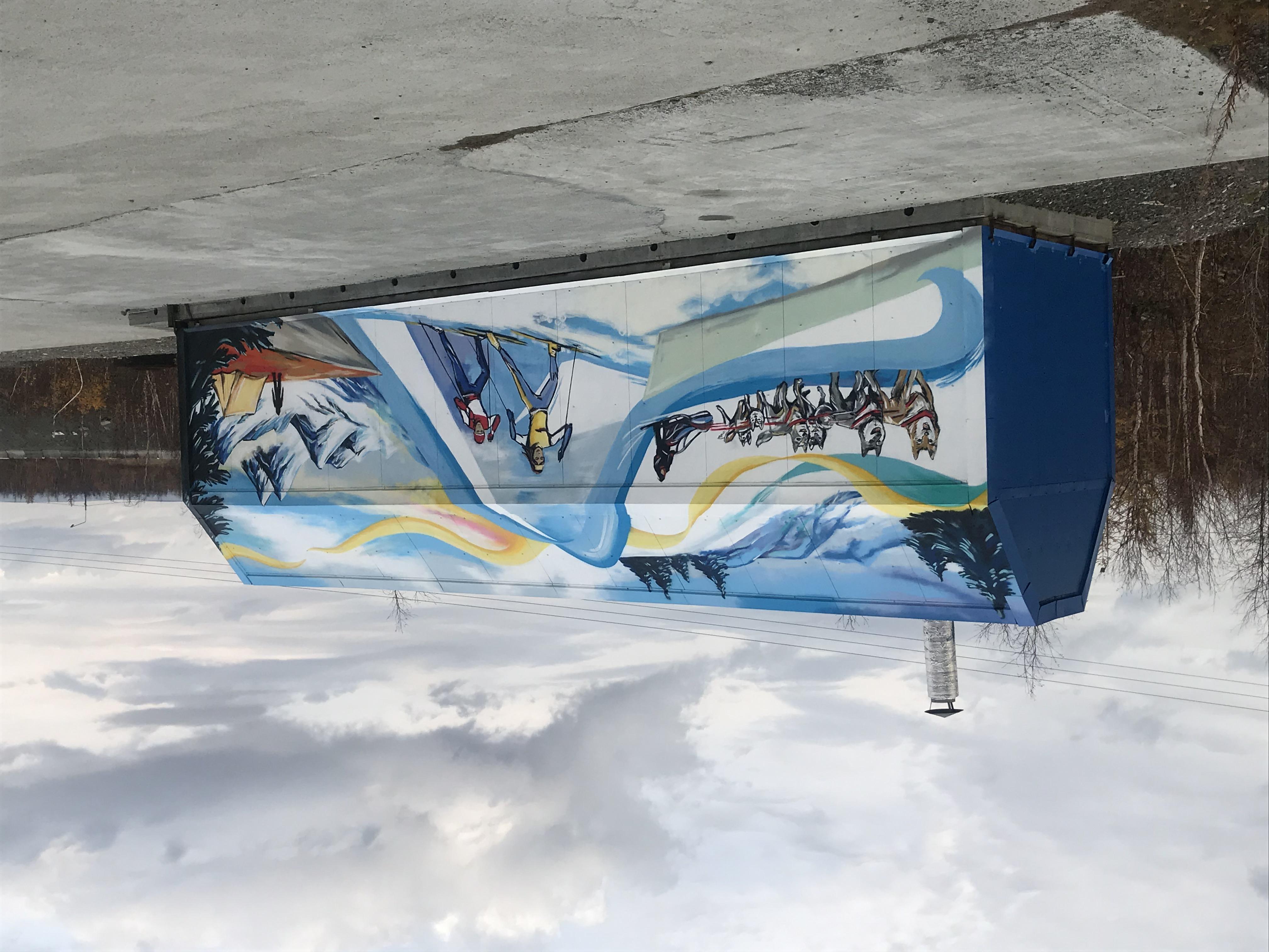 При поддержке АРН «Оль-гуль» продолжает трансформацию из лыжной базы в спортивно-туристический комплекс