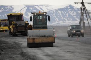 В этом году пришлось отказаться от ремонта юго-западной объездной дороги с подъездом к Норильску
