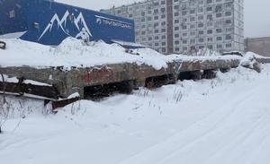 В Норильске продолжается обследование ростверков