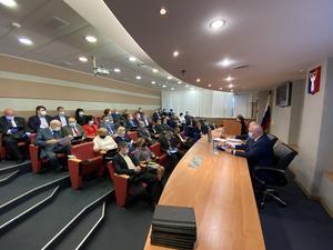Завершилась работа 23 сессии норильского Городского Совета